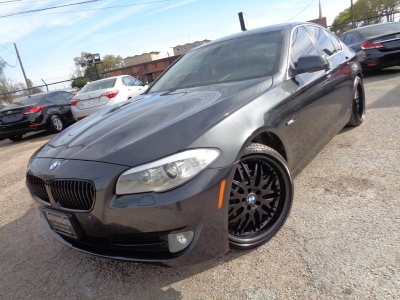 BMW 5-Series 2012 price $16,995