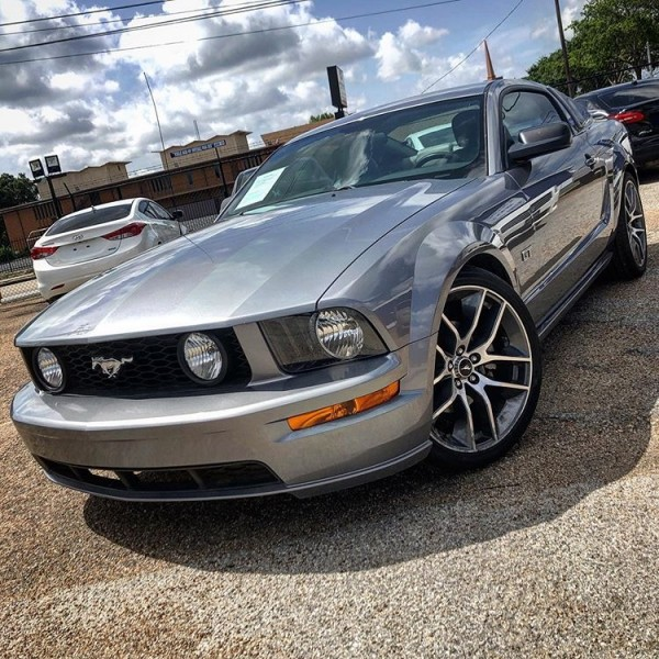 Ford Mustang 2007 price