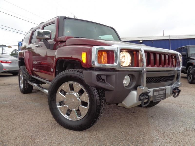 Hummer H3 2008 price $18,995