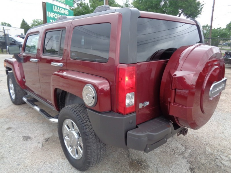 Hummer H3 2008 price $0
