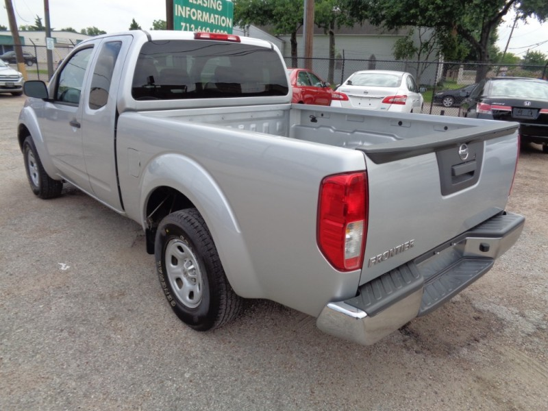 Nissan Frontier 2015 price
