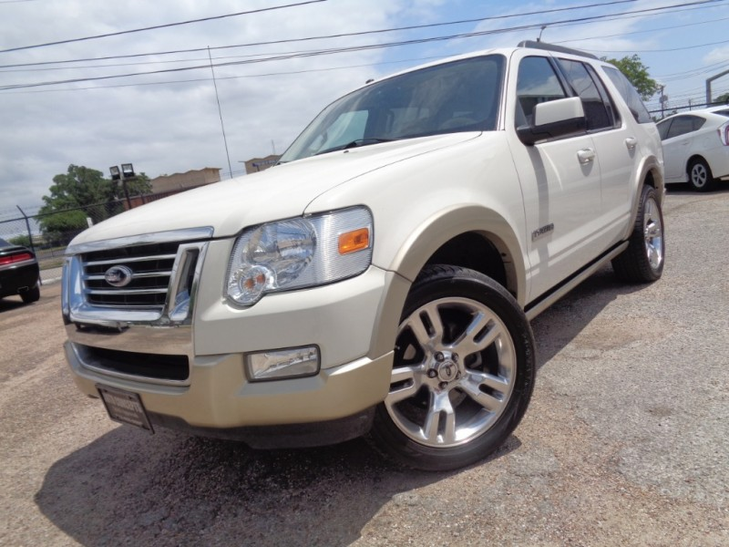 Ford Explorer 2008 price $13,995
