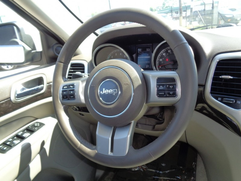 Jeep Grand Cherokee 2012 price
