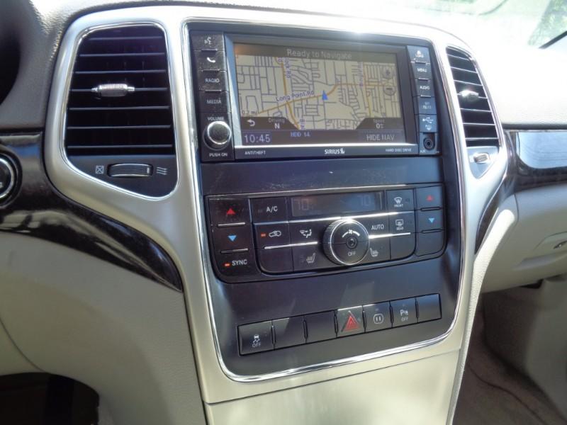 Jeep Grand Cherokee 2012 price