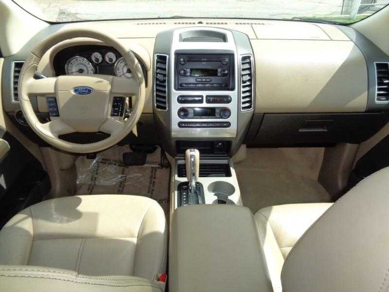 Ford Edge 2007 price