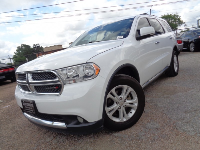 Dodge Durango 2013 price $0