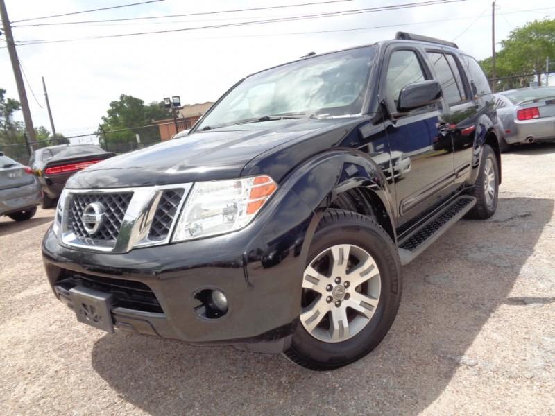 Nissan Pathfinder 2009 price $0