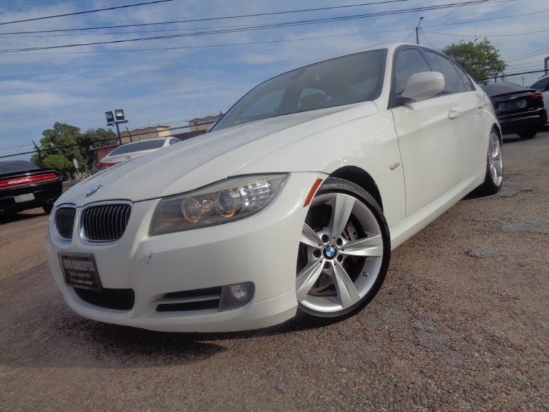 BMW 3-Series 2011 price $0