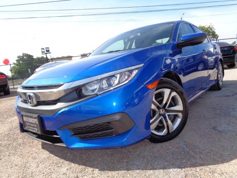 Honda Civic Sedan 2016 price $0