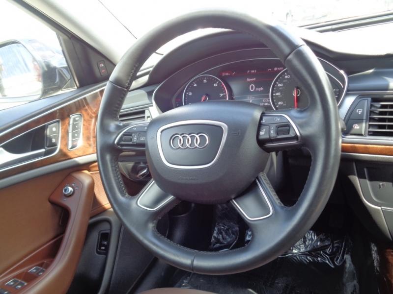 Audi A6 2014 price $0