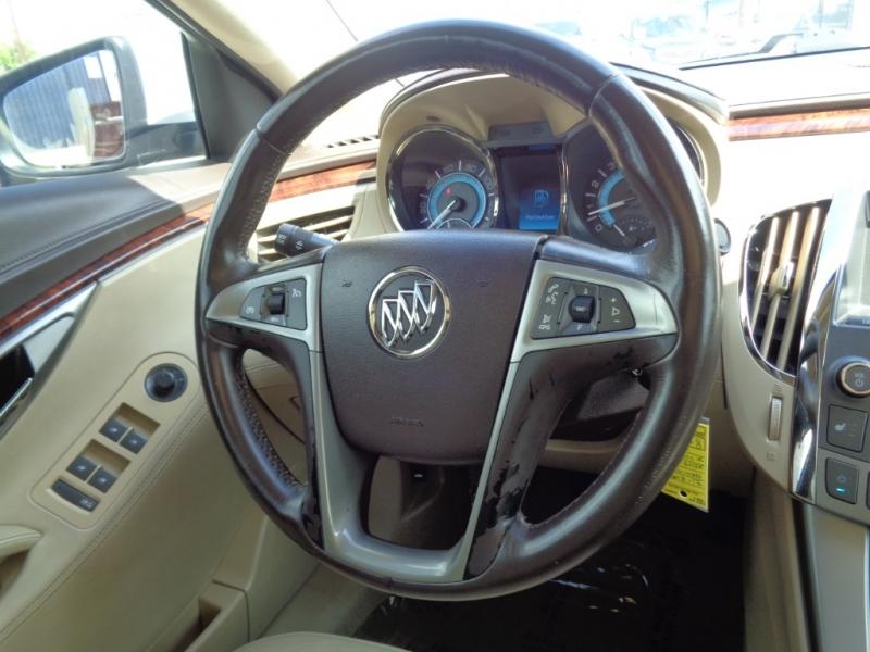 Buick LaCrosse 2012 price $0