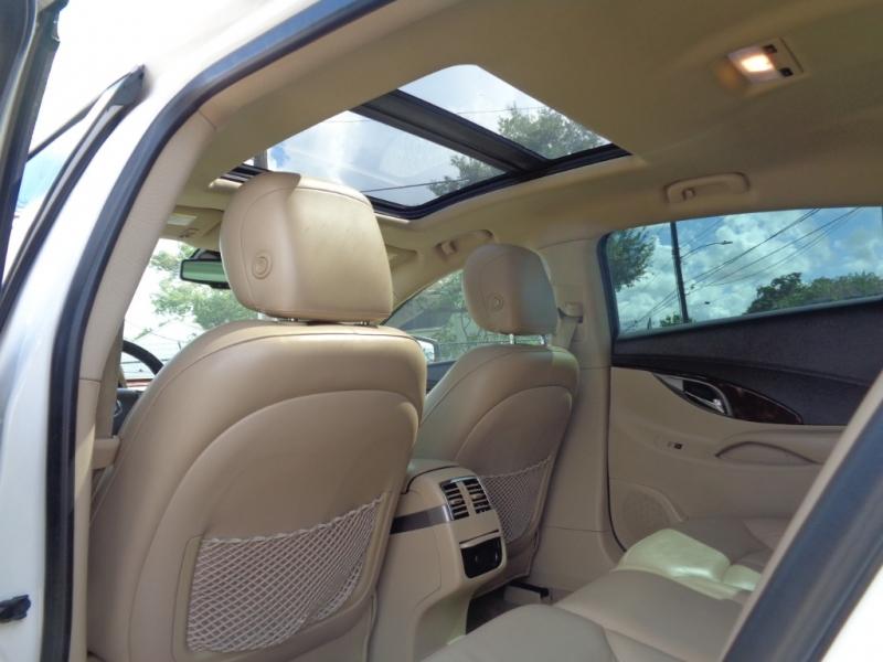Buick LaCrosse 2012 price $15,995