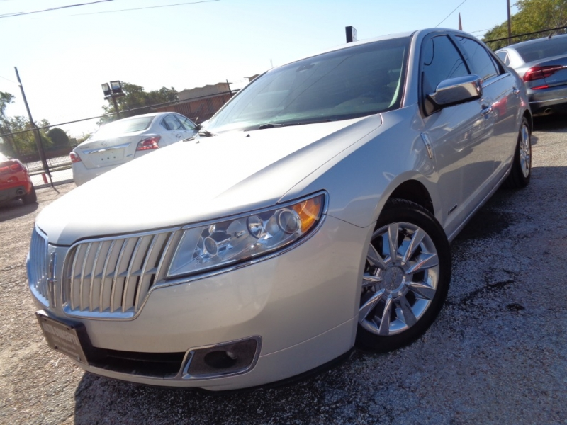 Lincoln MKZ 2011 price $11,995