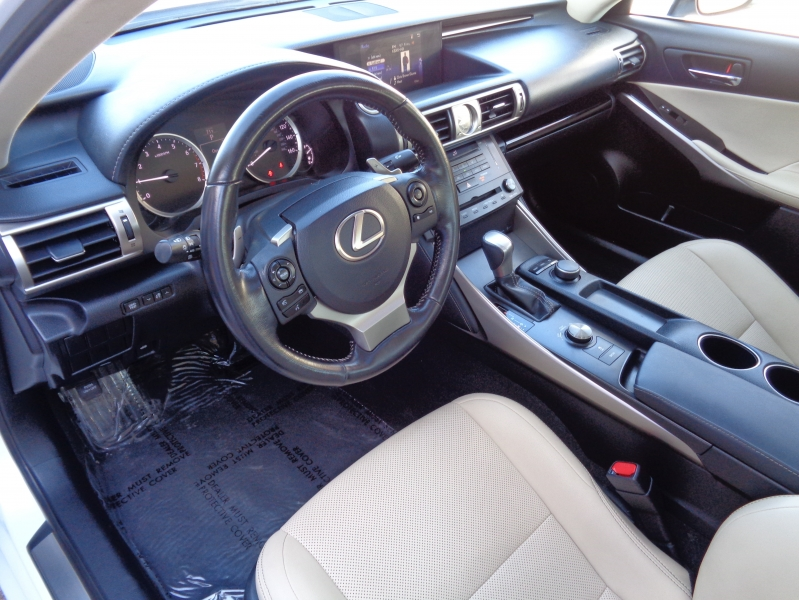 Lexus IS 250 2015 price $23,995