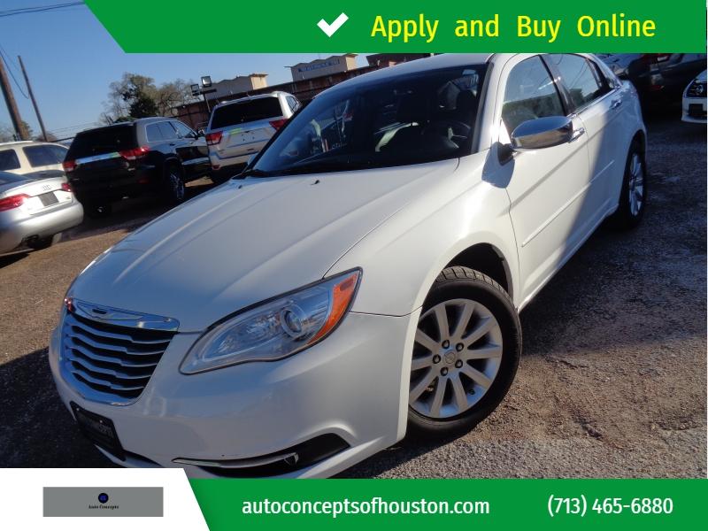 Chrysler 200 2013 price $13,995