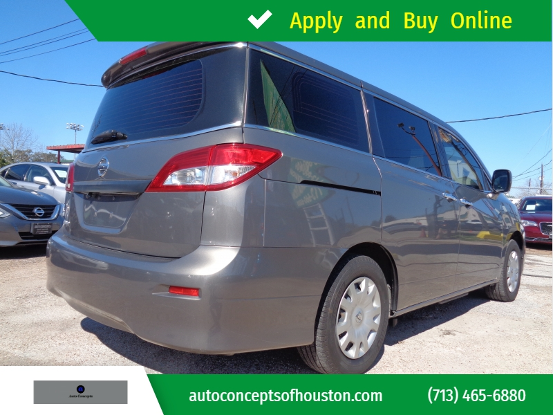 Nissan Quest 2014 price $11,995