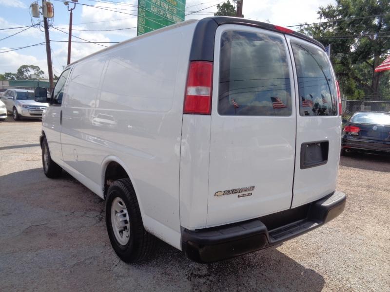 Chevrolet Express Cargo Van 2016 price $21,995