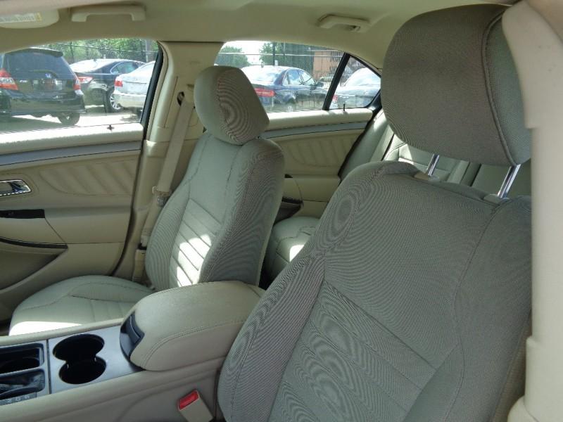 Ford Taurus 2013 price