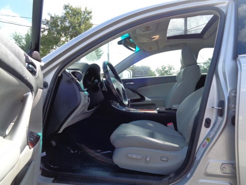 Lexus IS 350 2008 price
