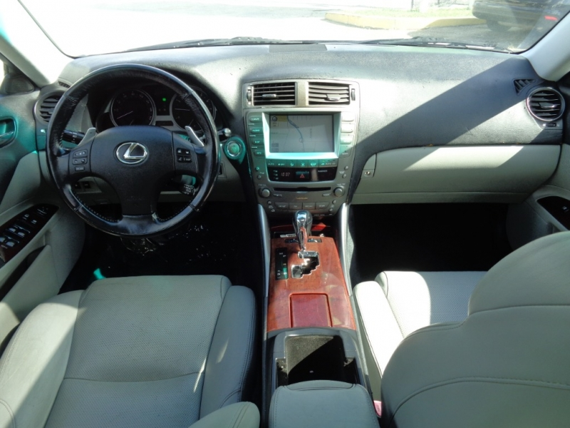 Lexus IS 350 2008 price
