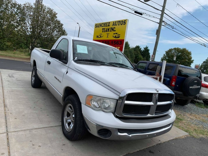 Dodge RAM 1500 2005 price $4,900 Cash