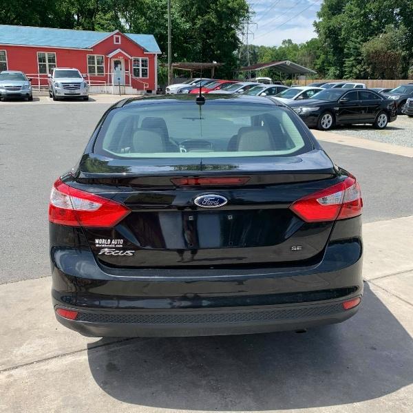 FORD FOCUS 2012 price $2,900
