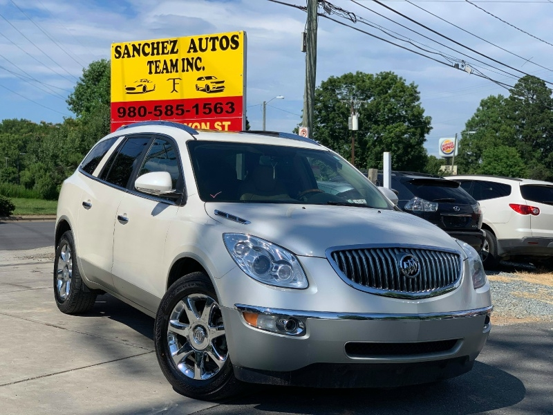 BUICK ENCLAVE 2009 price $7,900