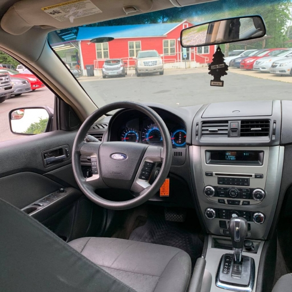 FORD FUSION 2012 price $4,900