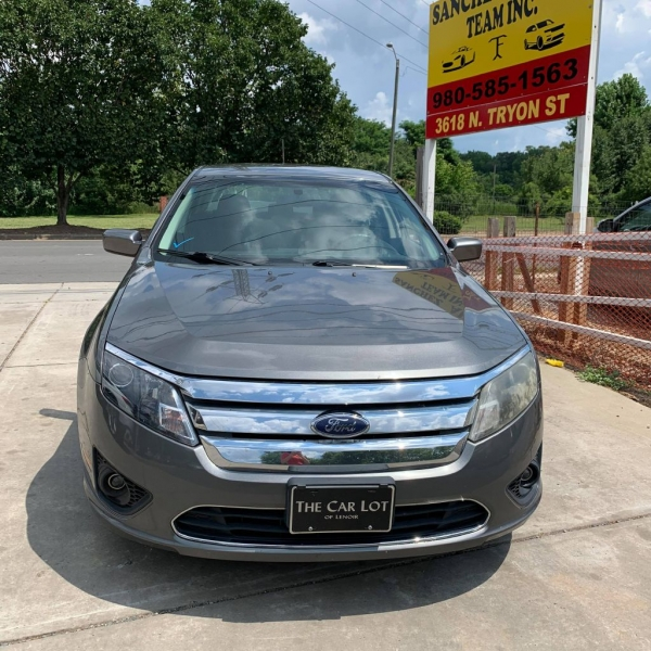 FORD FUSION 2010 price $4,900