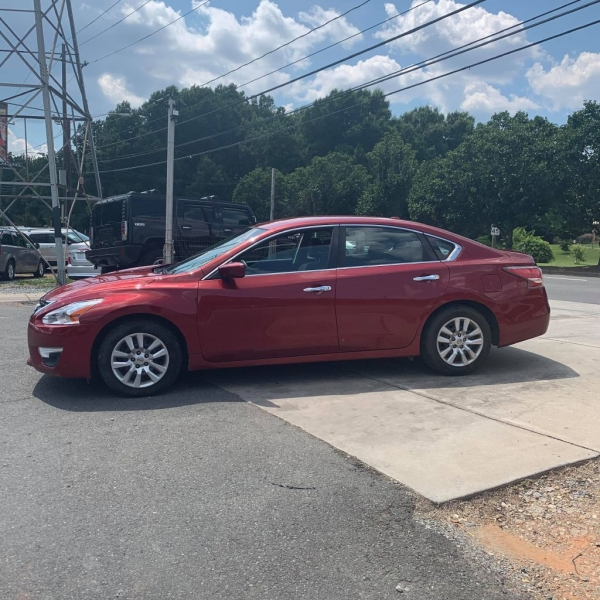 Nissan ALTIMA 2014 price $6,900