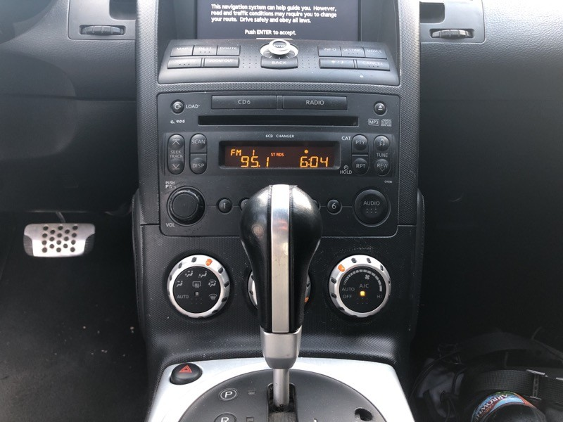 Nissan 350Z 2007 price $8,900