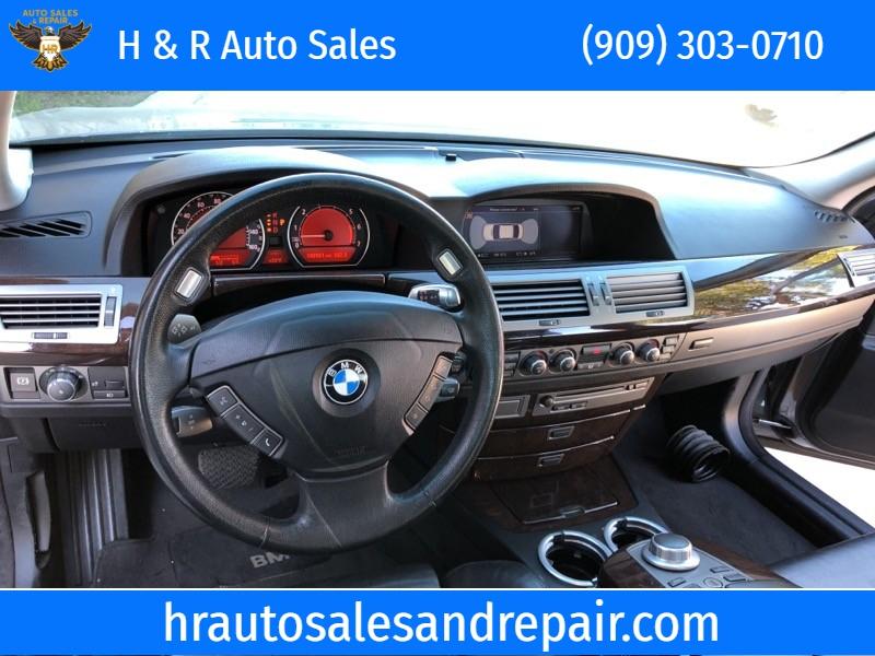 BMW 7-Series 2006 price $7,599