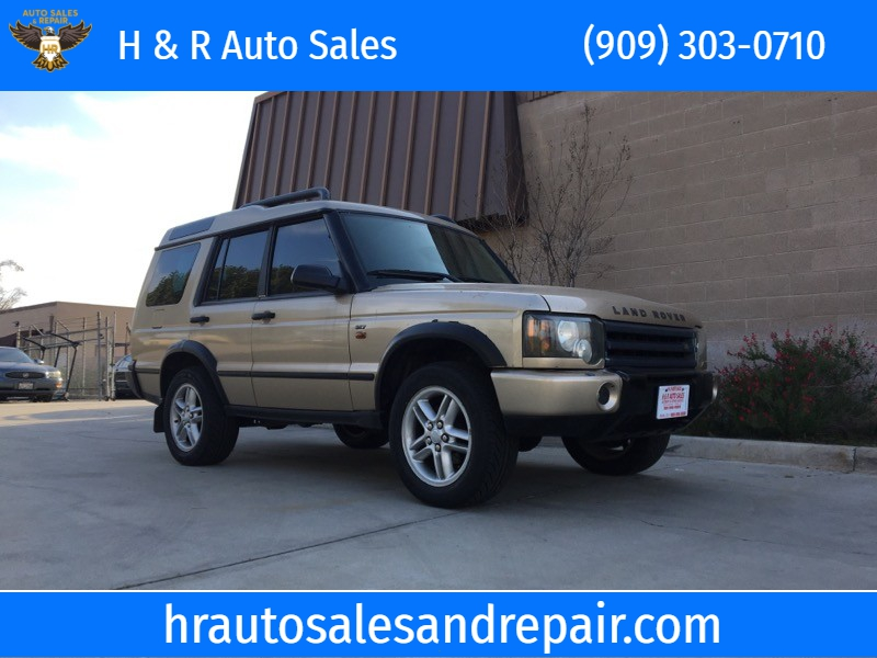 Land Rover Discovery 2004 price $7,500