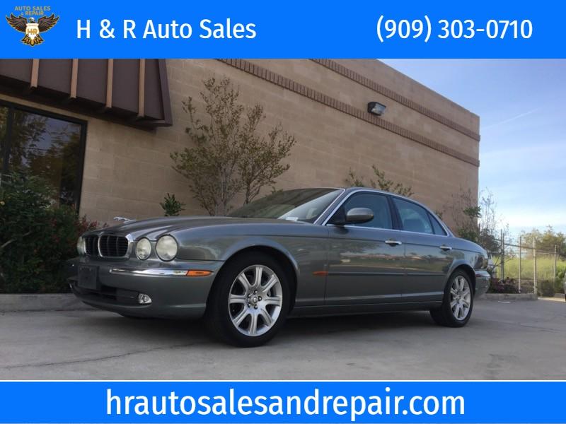 Jaguar XJ Sedan 2004 price $6,599
