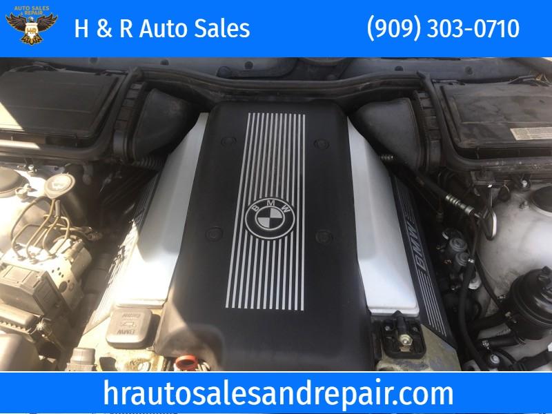 BMW 5-Series 2002 price $6,599