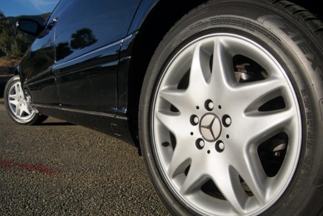 Mercedes-Benz S-Class 2003 price $9,995