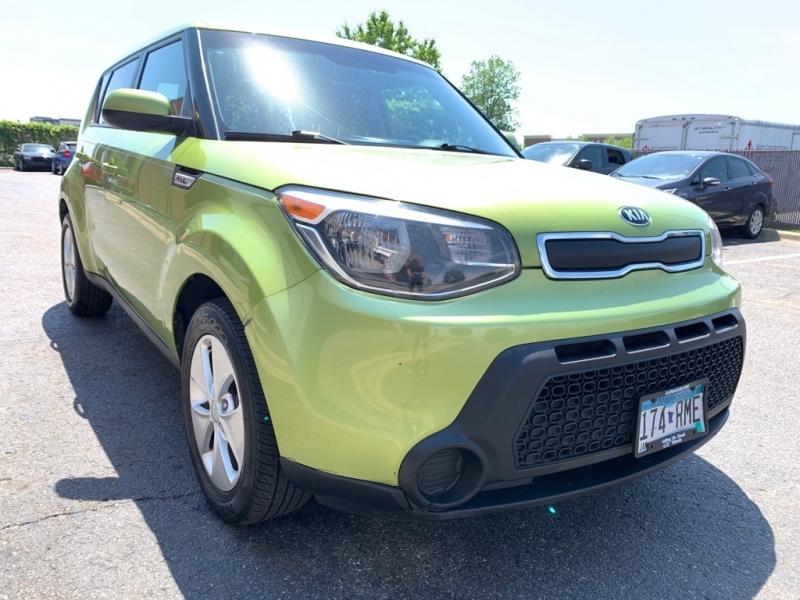 Kia SOUL 2015 price $4,900
