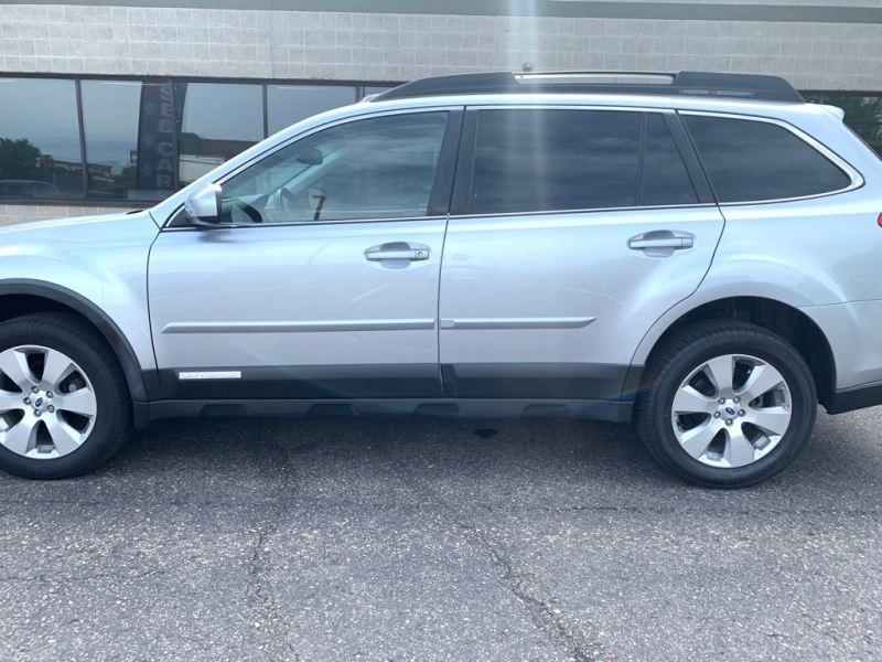 SUBARU OUTBACK 2012 price Call for Pricing.