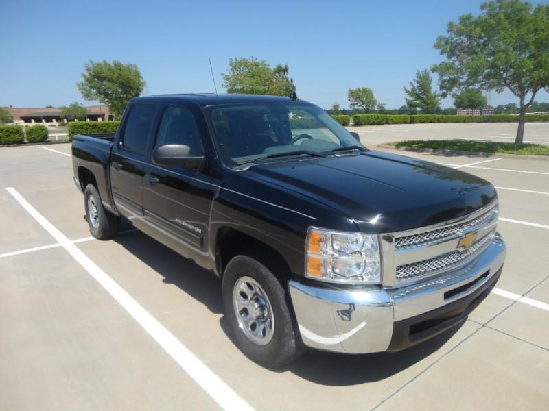 Used Chevrolet Silverado 1500 For Sale Dallas, TX - CarGurus