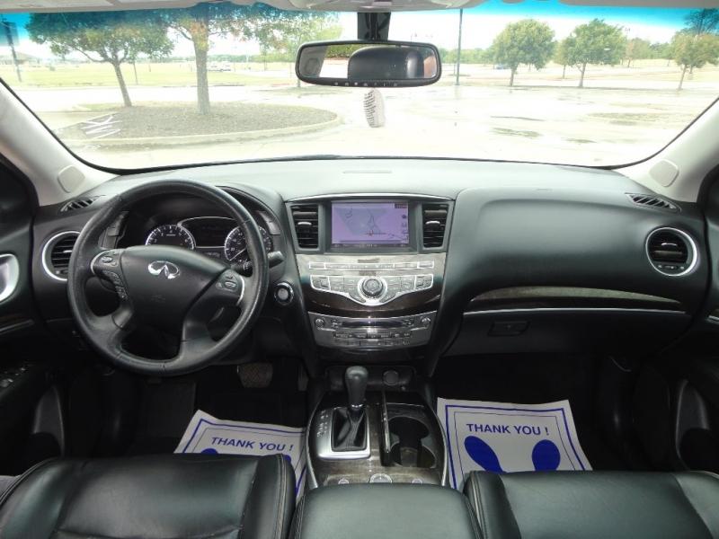 Infiniti JX35 2013 price $12,400