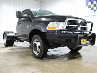 2011 Ram 4500 _ Cummins Diesel _ Cab And Chassis