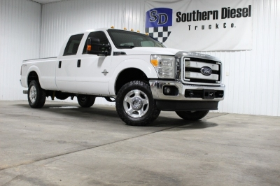 2012 Ford F-350 _ 6.7 Diesel _ XLT _ Southern Clean