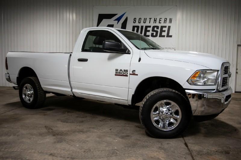 Cummins Diesel Trucks >> 2014 Ram 2500 Tradesman