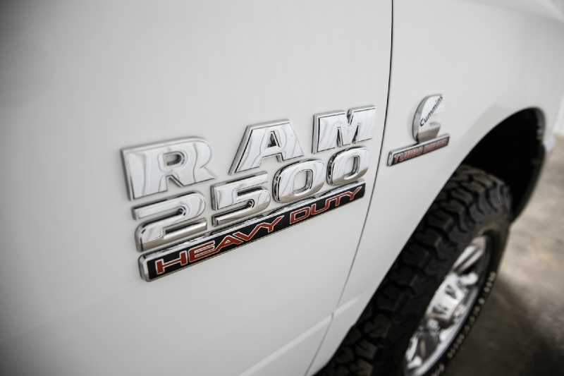 RAM 2500 2017 price $36,995