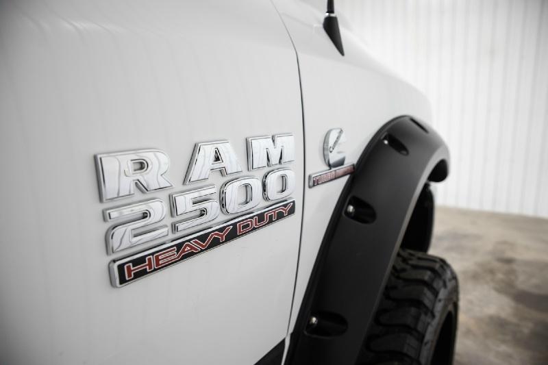 RAM 2500 2018 price $43,995