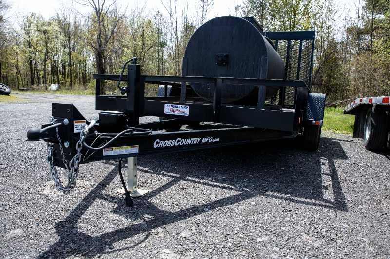 Asphalt sealing trailer driveway sealing trailer 2019 price $7,000