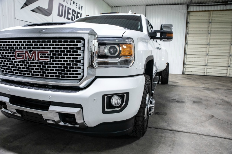 GMC Sierra 3500HD 2017 price $54,995