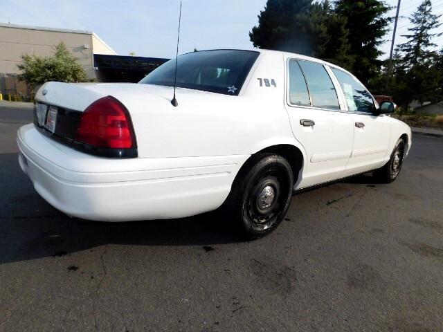 Ford Crown Victoria Police Pkg 2005 price $2,995