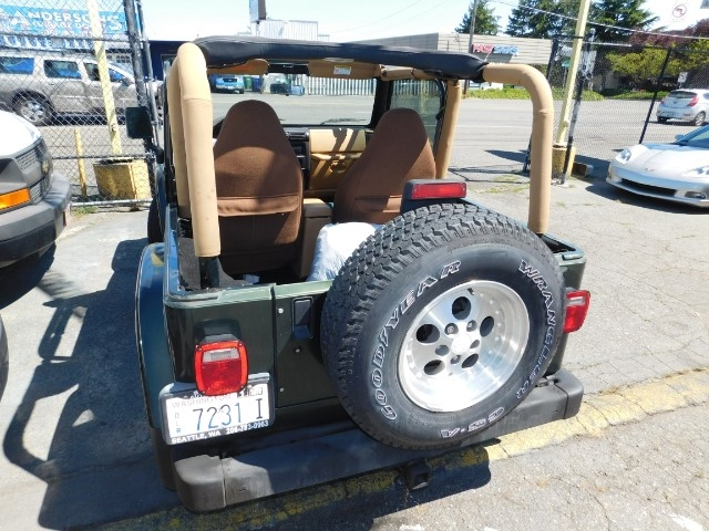 Jeep Wrangler 1997 price $7,995