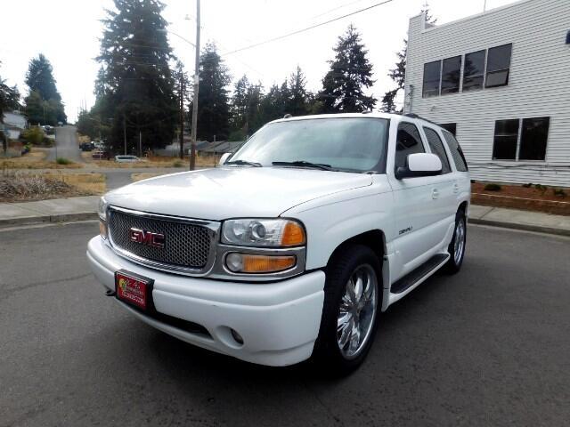 GMC Yukon Denali 2005 price $4,999
